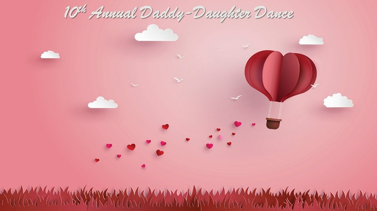 10th Annual Daddy Daughter Dance