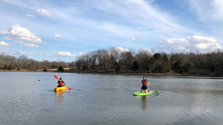 Kayaks, Canoes, and Paddle Boards Weekend Special