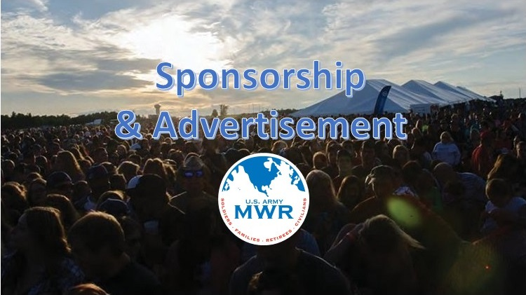 Sponsorship, Advertisement, and Marketing