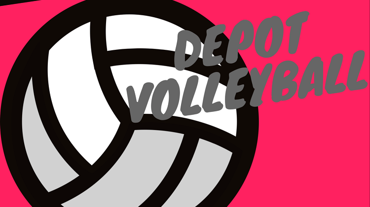 Blue Grass Army Depot Volleyball